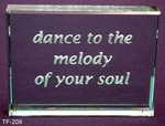 Dance to the melody of your soul